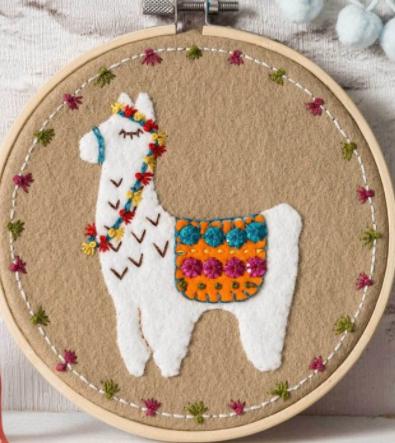 kerajinan tekstil kreatif